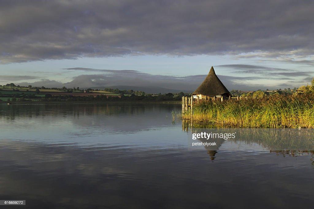 Llangorse Lake : Stock Photo