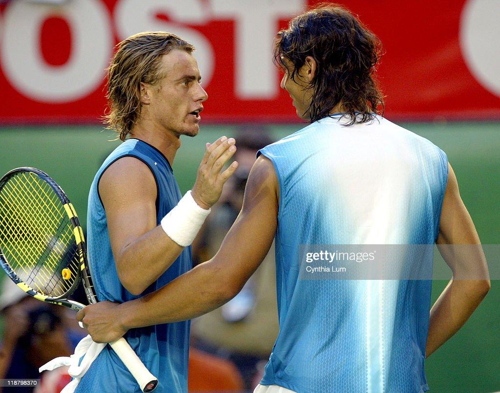 2005 Australian Open Men s Singles Fourth Round Lleyton