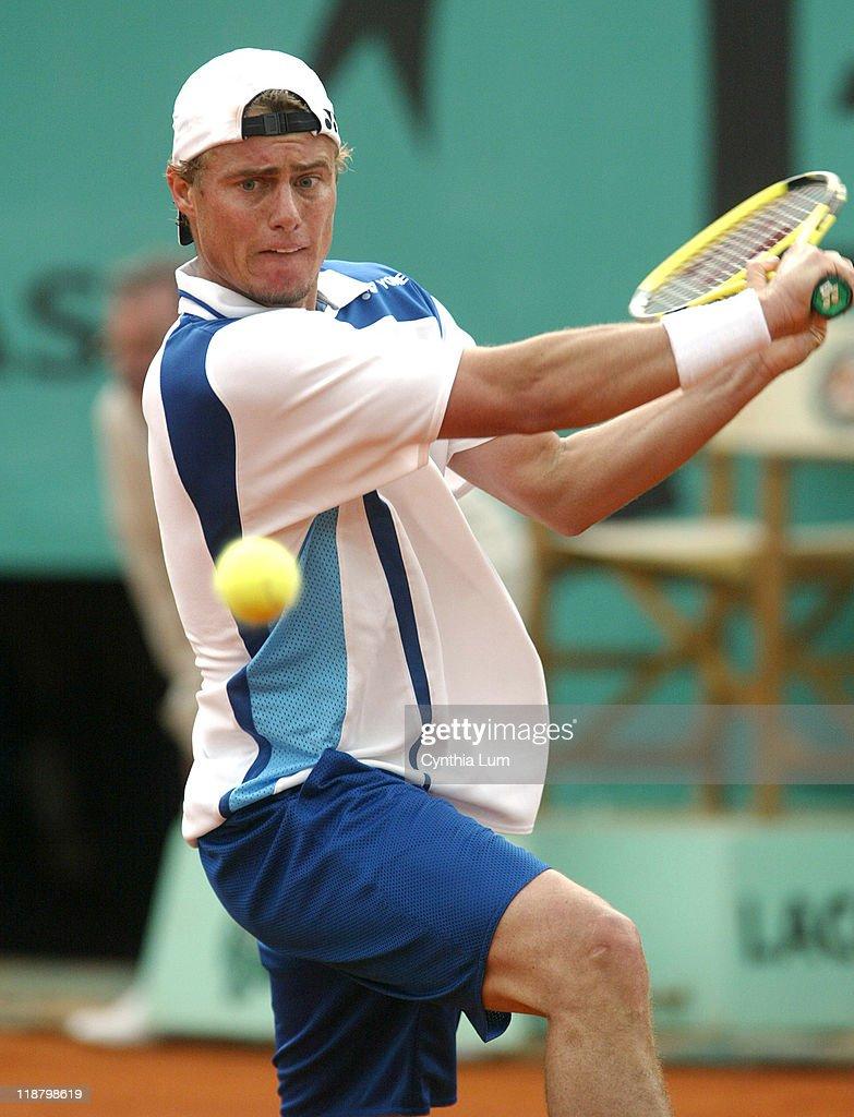 s et images de 2006 French Open Men s Singles Second