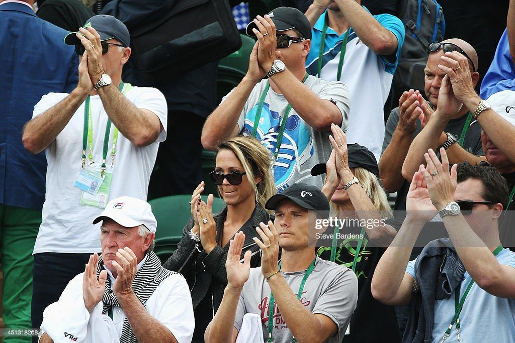 Day Five: The Championships - Wimbledon 2014