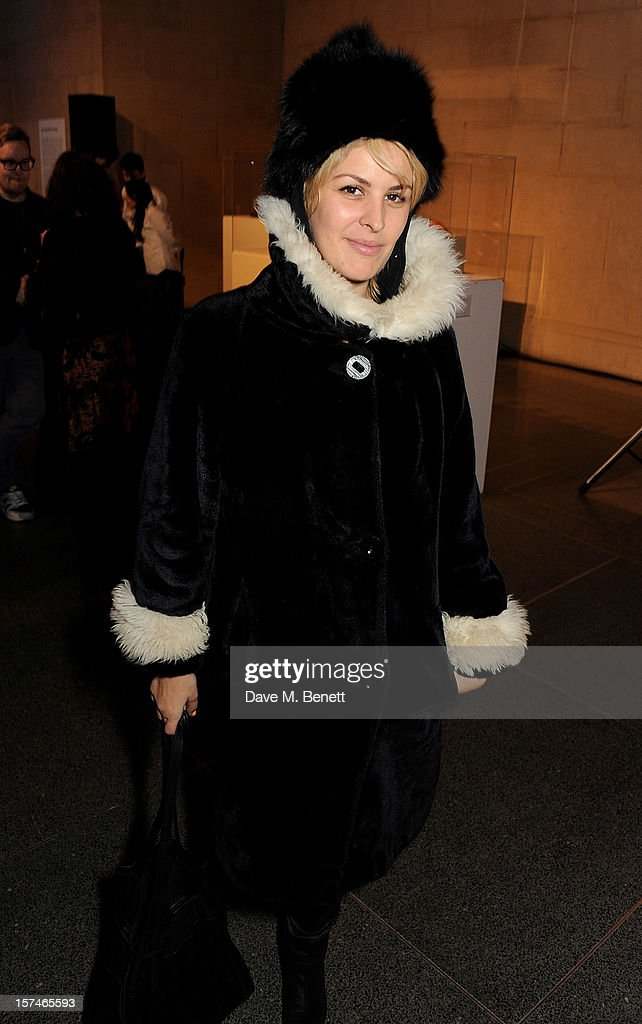 Lliana Bird attends the Turner Prize 2012 winner announcement at the Tate Britain on December 3, 2012 in London, England.
