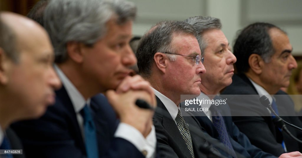 Banking CEO's Testify Before House On Use Of TARP Funds ...