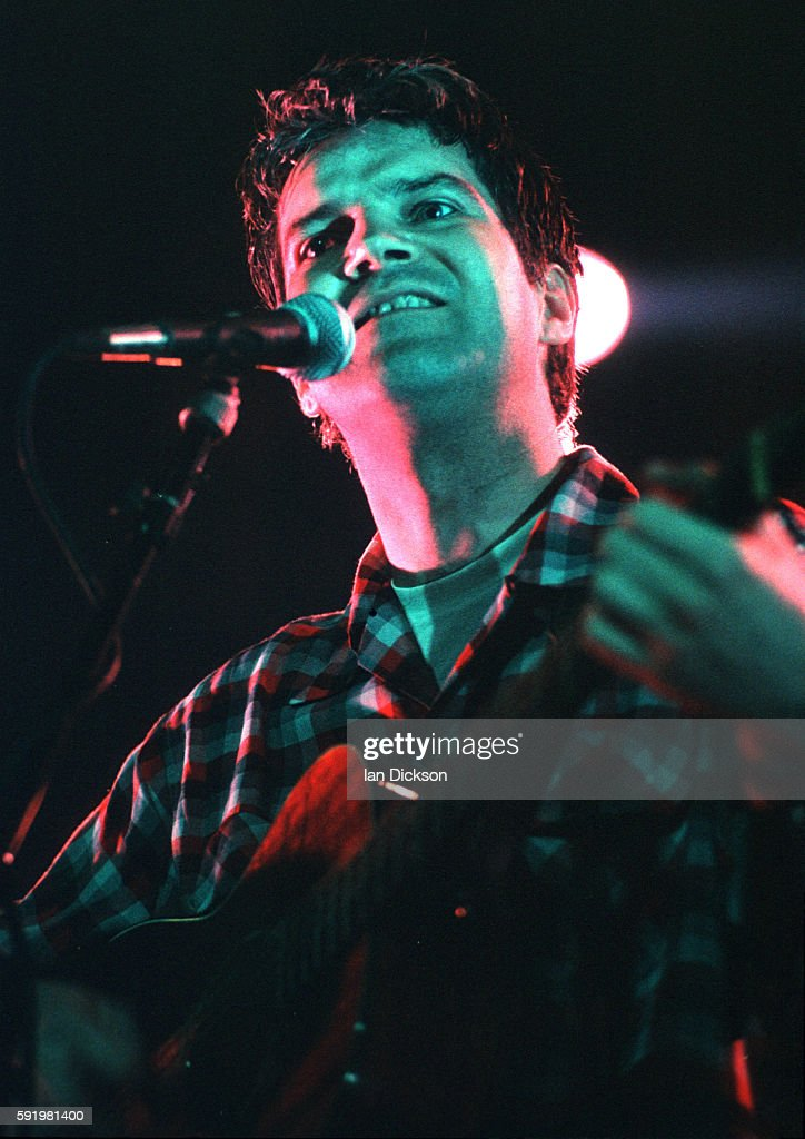 Lloyd Cole performing on stage at The Forum Kentish Town London 22 April 1996
