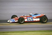 Lloyd Ruby known as the best driver never to win Indy during the Memorial Day race on May 30 1970 in Indianapolis Indiana