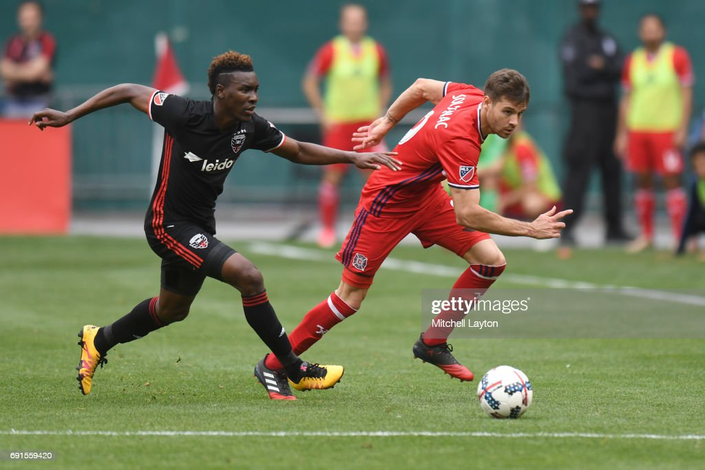 Chicago Fire   v DC United