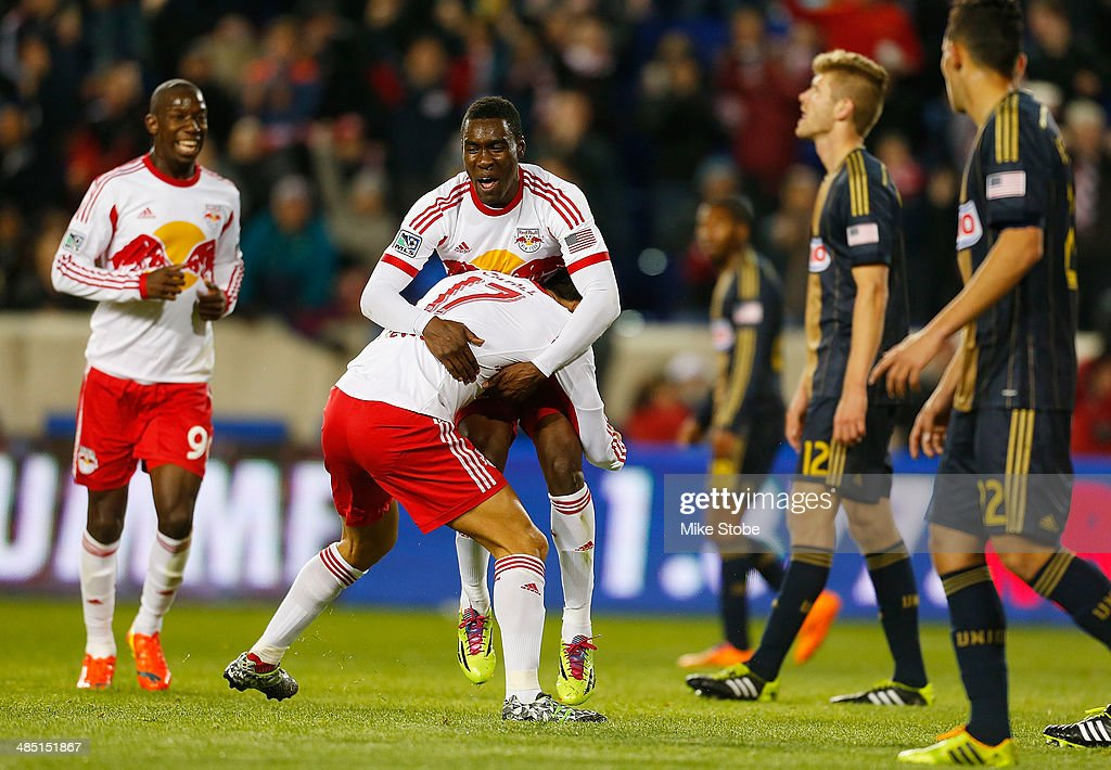 Philadelphia Union v New York Red Bulls