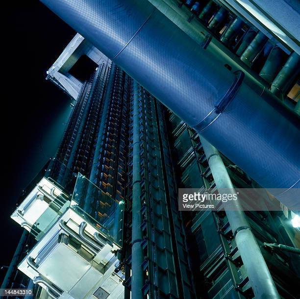 Lloyds Building Leadenhall Street London Ec3 United Kingdom Architect Richard Rogers Partnership Lloyds Building London United Kingdom Richard Rogers...