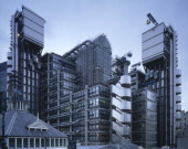 Lloyds Building London United Kingdom Architect Richard Rogers Partnership Lloyds Building