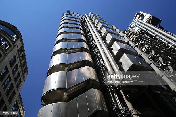 Lloyds of London headquarters, City of London
