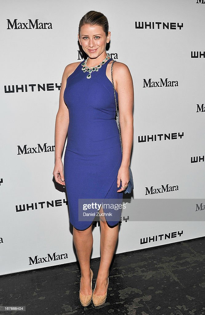 Lo Bosworth attends the 2013 Whitney Art Party at Skylight at Moynihan Station on May 1, 2013 in New York City.