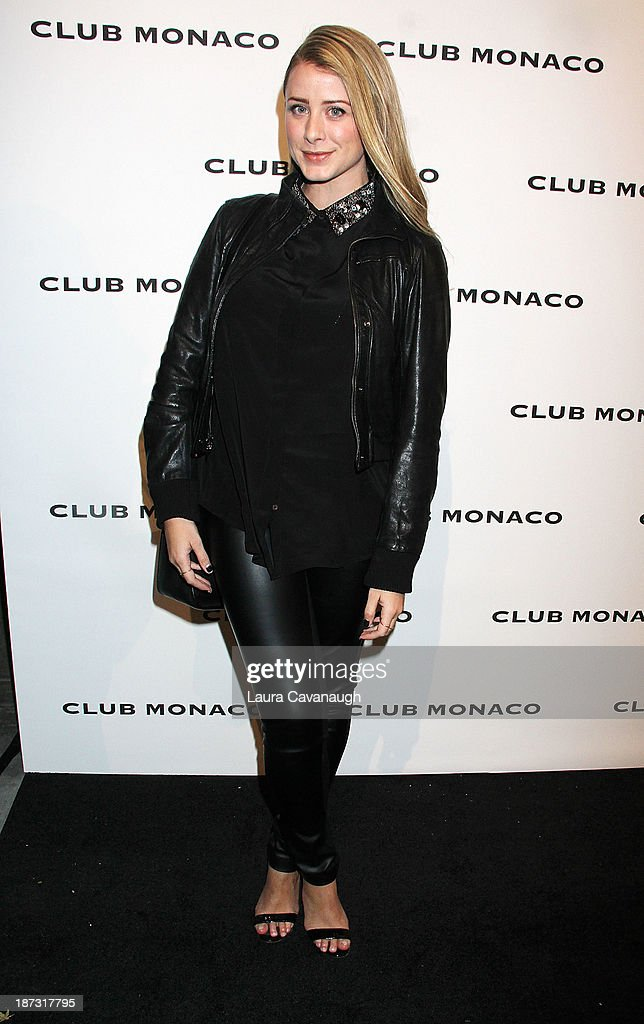 Lo Bosworth attends the opening celebration of Club Monoco's Fifth Avenue Flagship at Club Monaco Fifth Avenue on November 7, 2013 in New York City.