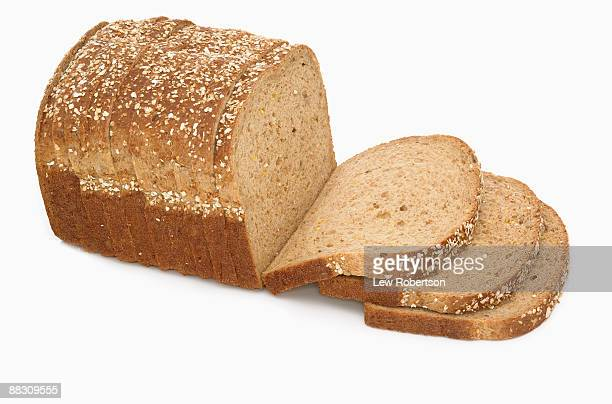 Loaf of multi-grain bread