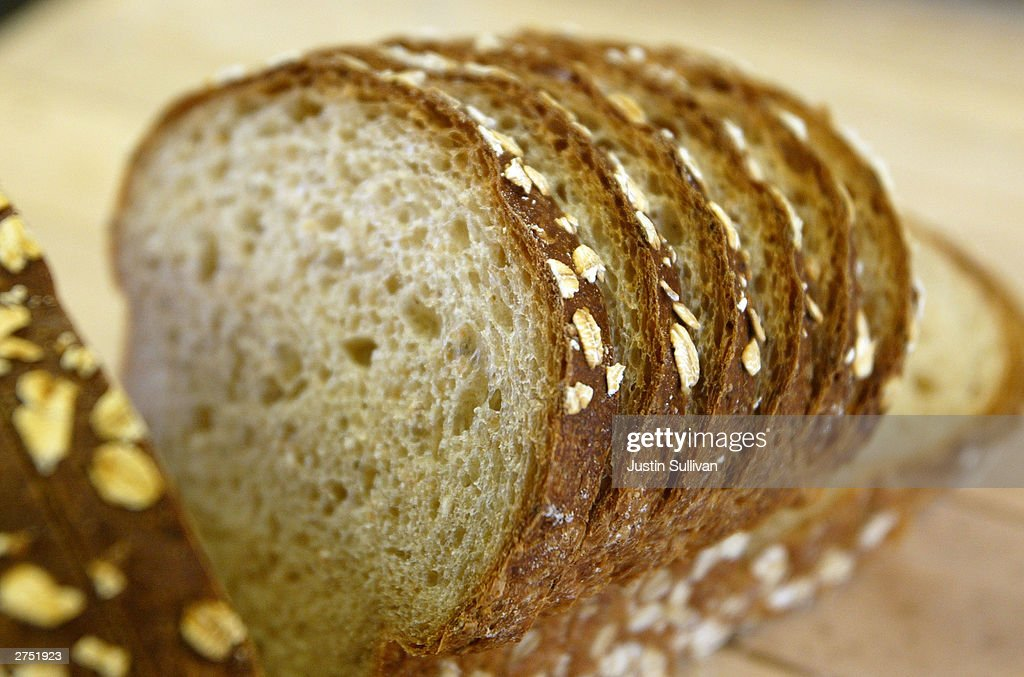 Bread sales plummet due to atkins diet getty images for Atkins cuisine bread