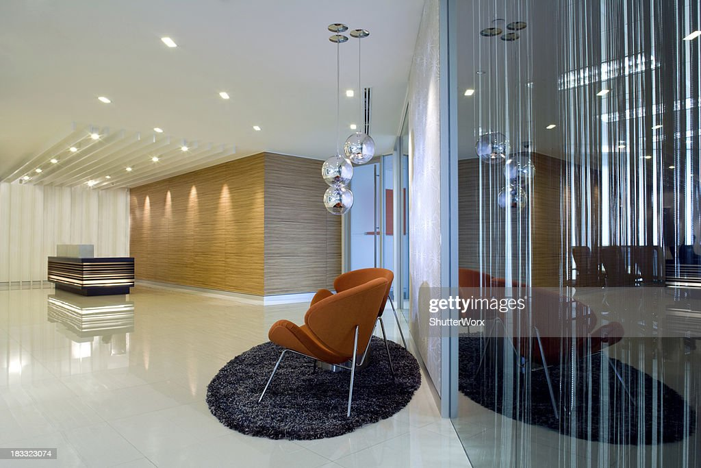 Reception & Waiting Area