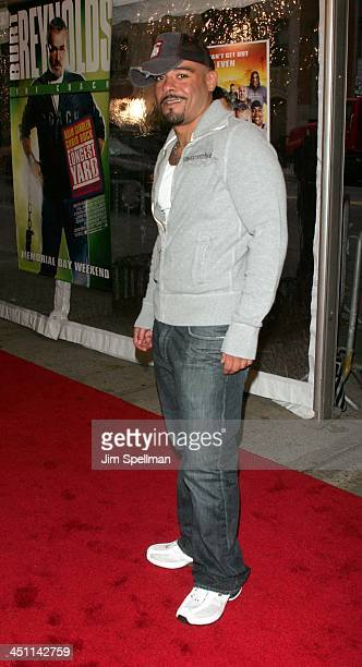 Lobo Sebastian during The Longest Yard New York City Premiere Outside Arrivals at Clearview Chelsea West Cinemas in New York City New York United...
