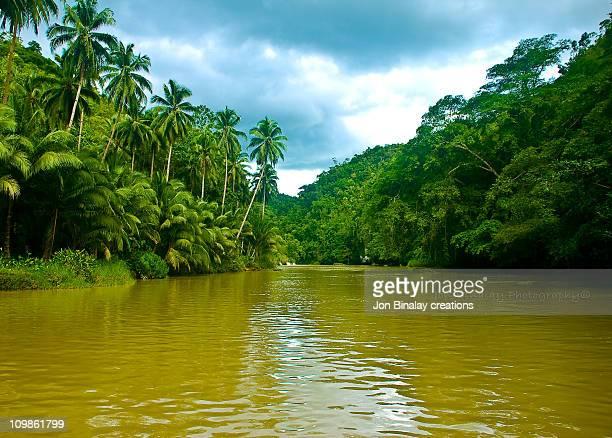 Loboc River, Bohol Philippines