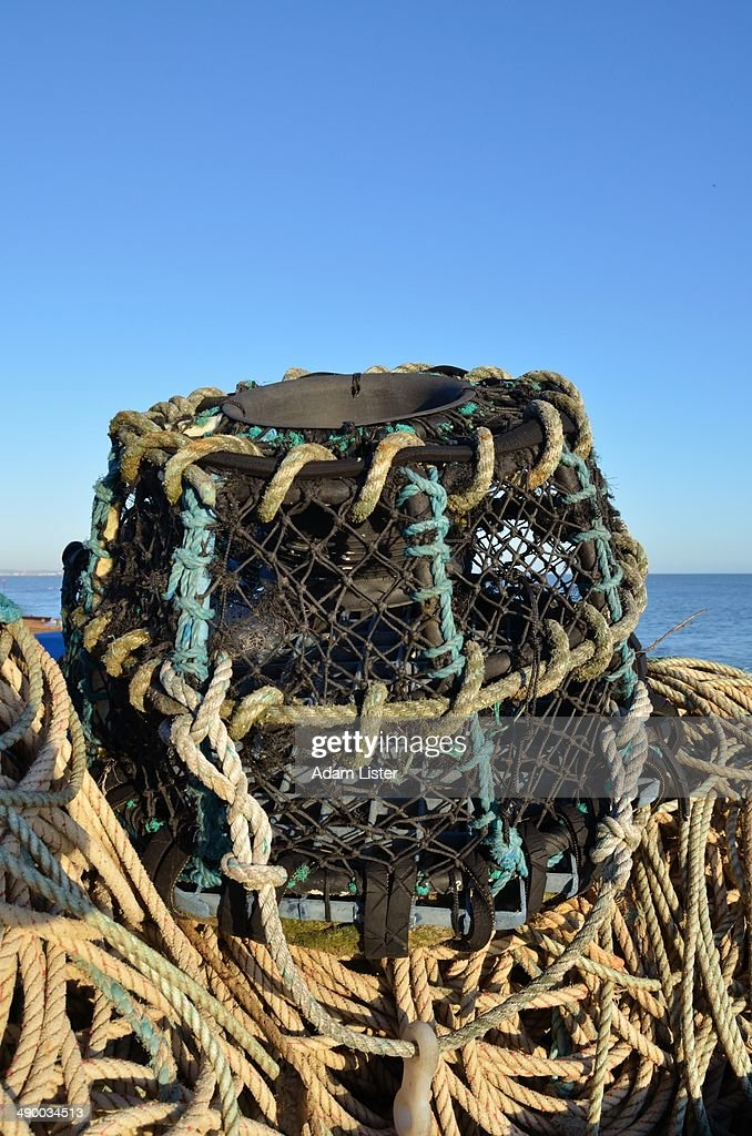 Lobster Fishing Pots