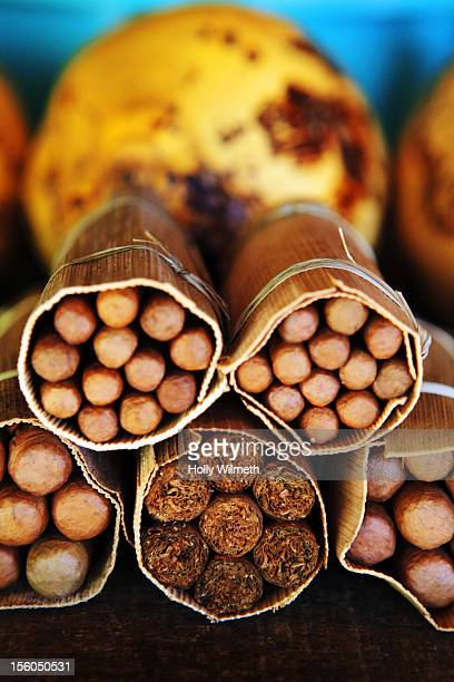 Local Cuban cigars.