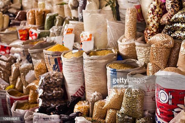 Local Farmer's Market Dry Food