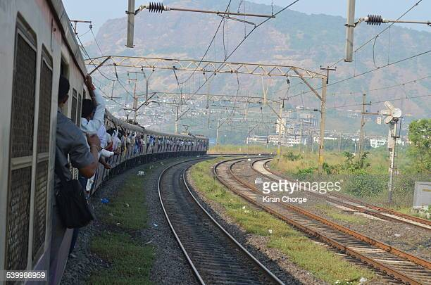 Local train of Mumbai