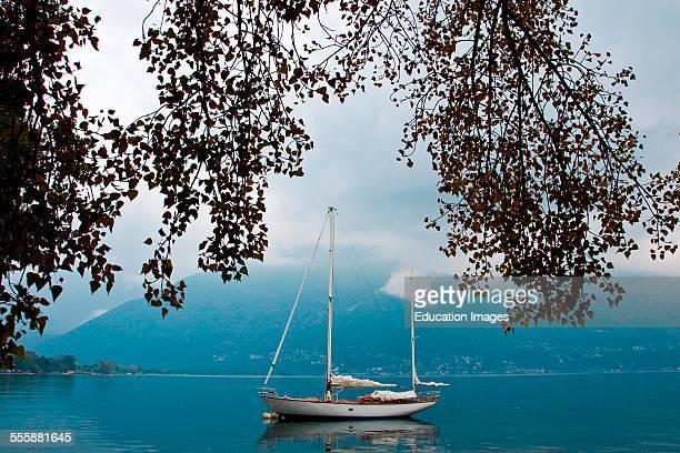 Locarno Maggiore Lake Switzerland
