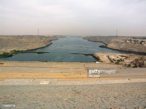 Located Near Aswan Egypt The High Dam Was An Engineering Miracle When It Was Built In The 1960S It Contains 18 Times The Material Used In The Great...