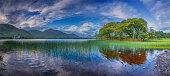 Loch Awe, Western highlands, Scotland.