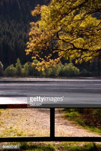 Loch Chon : Stock Photo