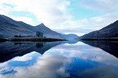 Loch Linnhe in Scotland