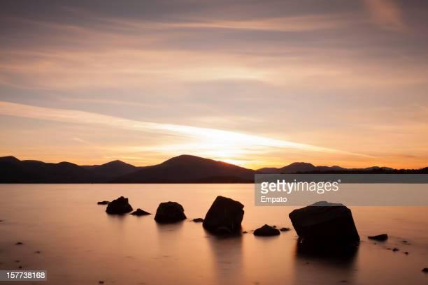 Loch Lomond Gloaming