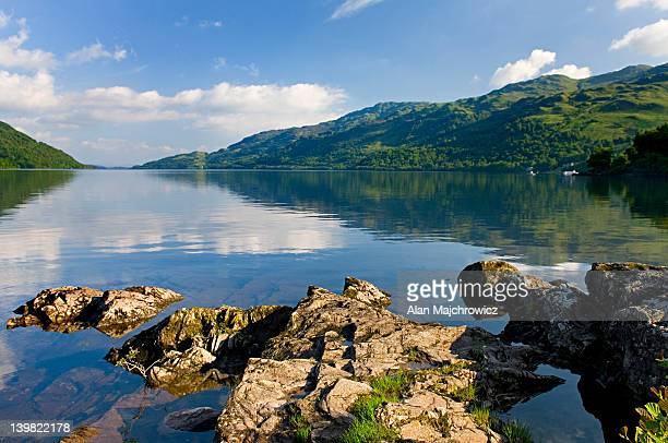 Loch Lomond. Scotland