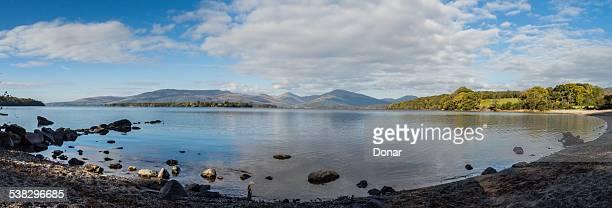 Loch Lomond stitch