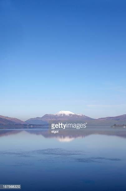 See Loch Lomond, Trossachs mountains, Schottland