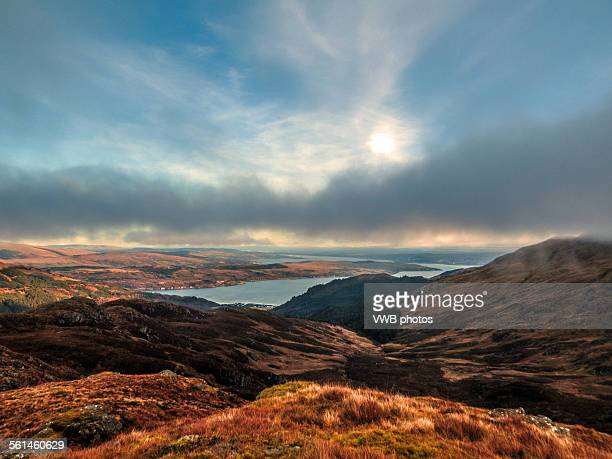 Loch Long and Clyde Panorama