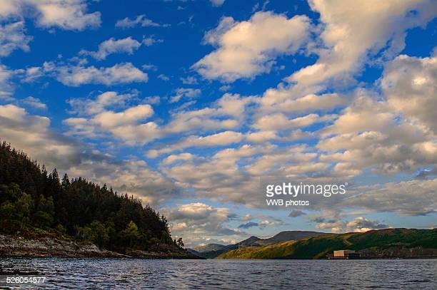 Loch Long Cloudscape