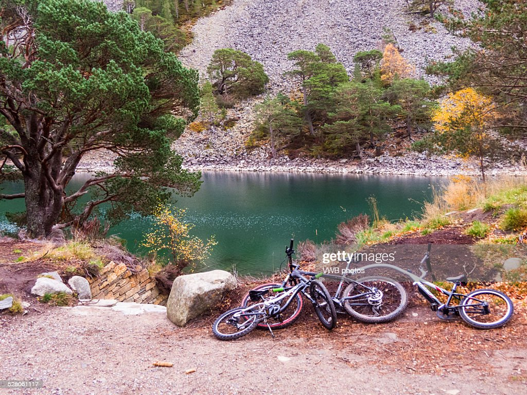 Lochan Uaine, Ryvoan, Glenmore Forest Park