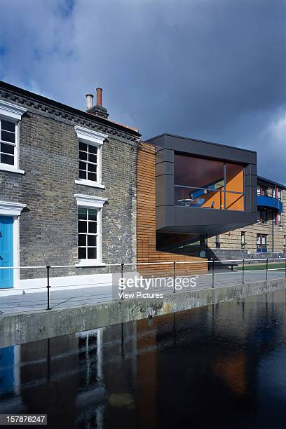 Lock Keepers Cottage Graduate Centre Queen Mary University London United Kingdom Architect Surface Architects Lock Keepers Cottage Graduate Centre...
