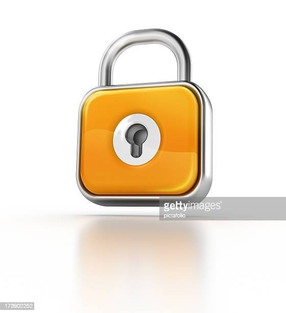 lock metallic-Symbol