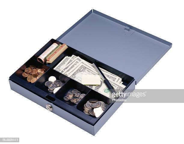 Lockbox with Money