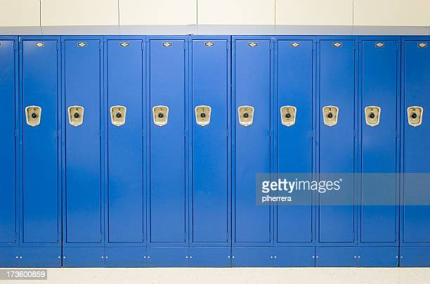 Lockers in a Row