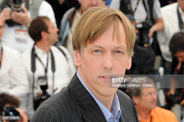 Lodge Kerrigan at the Photocall for 'Rebecca H ' during the 63rd Cannes International Film Festival
