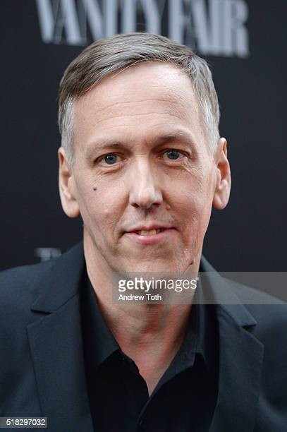 Lodge Kerrigan attends 'The Girlfriend Experience' New York premiere at The Paris Theatre on March 30 2016 in New York City