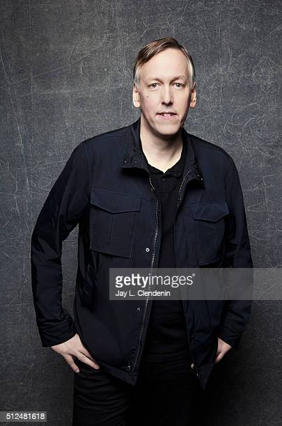 Lodge Kerrigan of 'The Girlfriend Experience' poses for a portrait at the 2016 Sundance Film Festival on January 24 2016 in Park City Utah CREDIT...