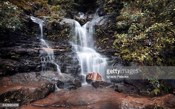Lodore falls, Valley of the waters, Blue mountains