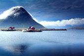 Lofoten, Landscape, Norway