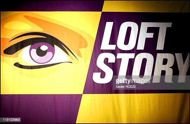 'Loft Story 2' French Reality TV Program in France on April 11 2002