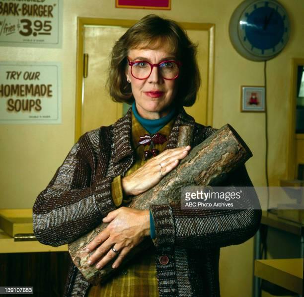 PEAKS 'Log Lady' Gallery Shoot Date July 26 1990 CATHERINE