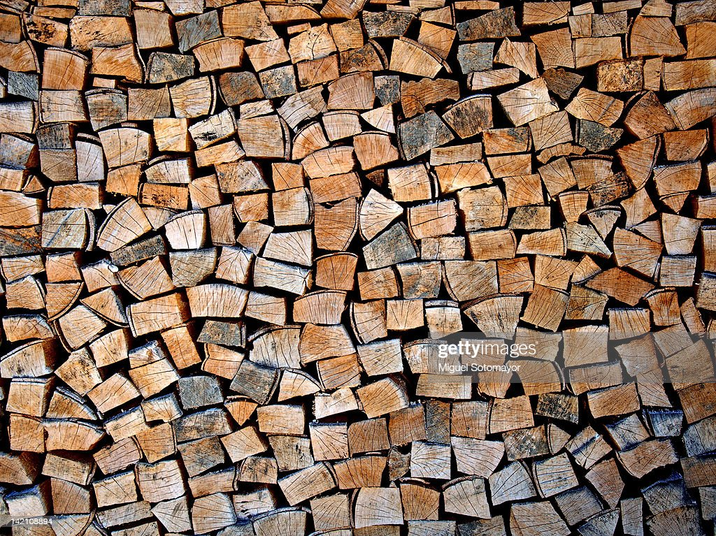 Log of woods : Stock Photo