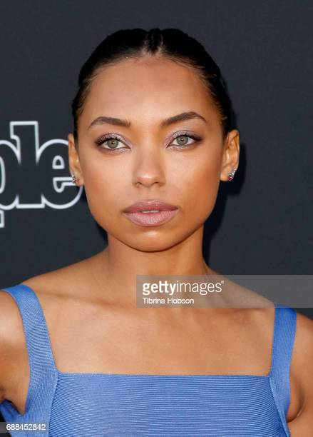 Logan Browning attends the 38th College Television Awards at Wolf Theatre on May 24 2017 in North Hollywood California