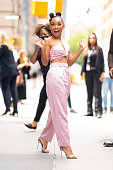 Celebrity Sightings In New York City - May 23, 2019